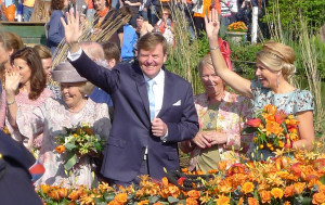 Officially commemorates the birthday of King Willem-Alexander who was born on 27 April 1967.