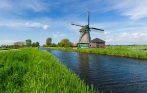Marks the liberation of the Netherlands from Nazi occupation at the end of the second world war