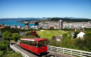 Wellington is the southernmost capital in the world.