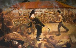 The Battle of San Jacinto took place on September 14th 1856 in Hacienda San Jacinto, Managua, Nicaragua