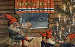 Christmas celebrates the Nativity of Jesus which according to tradition took place on 25 December 1 BC