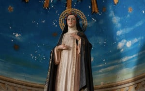 Commemorates Saint Rose of Lima who died on August 24th 1617. Rose of Lima is the patron saint of Peru and the indigenous natives of Latin America