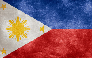 The flag of the Philippines is the only national flag that is flown differently during times of peace or war. A portion of the flag is blue, while the other is red. The blue portion is flown on top in time of peace and the red portion is flown in war time