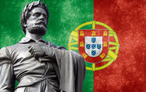 Portugal Day is the National Day of Portugal and commemorates the death of Luís de Camões on June 10th 1580.