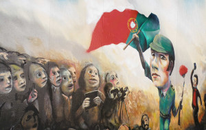 Celebrates the 1974 Revolution that ended the Dictatorship and started Democracy