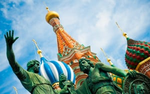 Russia's newest holiday celebrates the liberation of Moscow from Polish troops in 1612.