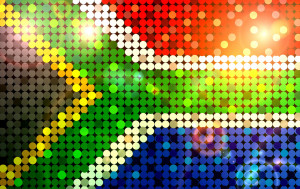 There are 11 official languages, each with equal status, in South Africa: