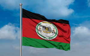 Commemorates the foundation of the Sudan People's Liberation Army on May 16th 1983.