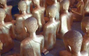 Commemorates the establishment of the Buddhist Bikkhuni Order