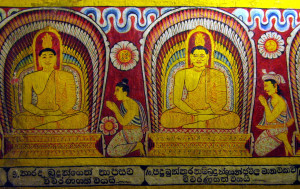 Celebrates the Buddha's first sermon and the arrival of the Tooth Relic in Sri Lanka