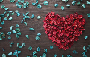 A billion valentines cards are sent globally each year, a number exceeded only by Christmas