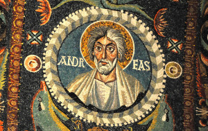 It is traditionally said that St. Andrew brought Christianity to Romania in the 1st Century AD