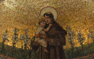 Always celebrated on June 13th. It is the Feast day of St. Anthony and commemorates his death in 1231