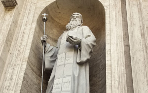St. Maroun is considered the Father of the Maronite Church