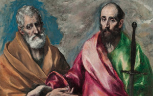 Saint Peter and Saint ...