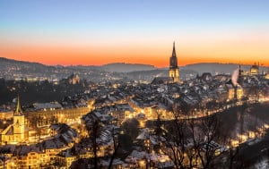 In Bern, Neuchâtel and Vaud, the Monday after 3rd Sunday in September is a holiday known as Bettagsmontag