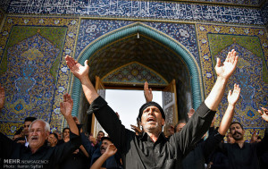 Commemoration of the martyrdom of Imam Hussein, the grandson of Mohammed