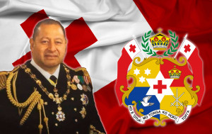King Tupou VI marks his official birthday on the date of his father's birthday
