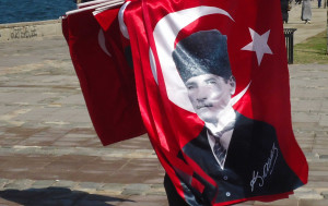 On October 29th 1923, the Turkish constitution was amended and Turkey became a republic