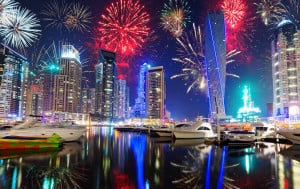 New Year's Day is a public holiday in all countries that observe the Gregorian calendar, with the exception of Israel