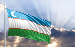 Marks the adoption of the constitution of Uzbekistan on 8 December 1992.