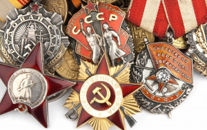 Celebrates the Soviet victory over Nazi Germany and the end of the Second World War