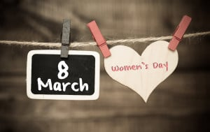 The UN has declared March 8th to be a day to celebrate, recognise and remember women