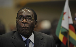 Marks the birthday of Robert Mugabe, President of Zimbabwe since 1987