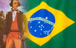 Tiradentes Day in Brazil is a national holiday is celebrated annually on April 21st. It commemorates the execution of Brazilian national hero Joaquim Jose da Silva Xavier on this day in 1792.