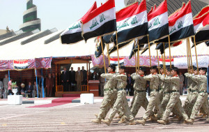 Marks the anniversary of the activation of the Iraqi Army on January 6th 1921.