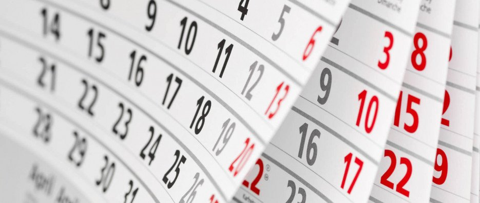 Calendars Of Public Holidays And Bank Holidays Office Holidays