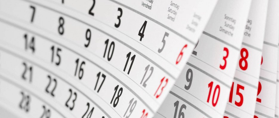 Subscribe top a calendar for Samoa