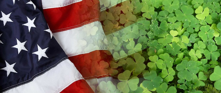 March is Irish American Heritage Month