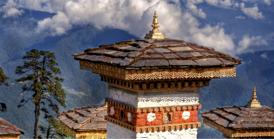 Winter Solstice in Bhutan in 2021