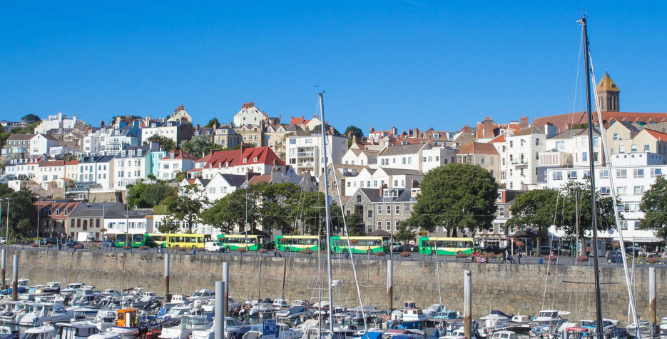 Early May Bank Holiday in Guernsey in 2020