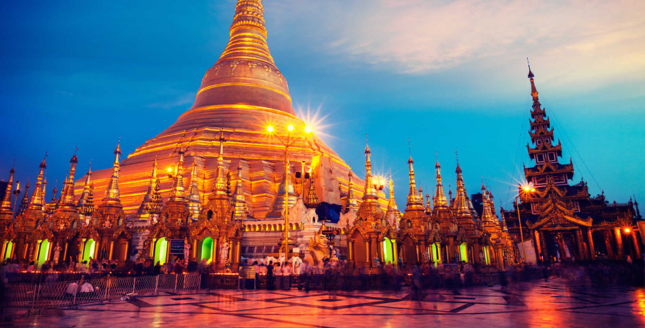 Full Moon Day of Tabaung in Myanmar in 2020