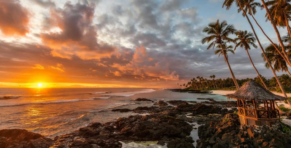 Lotu a Tamaiti Holiday in Samoa in 2020