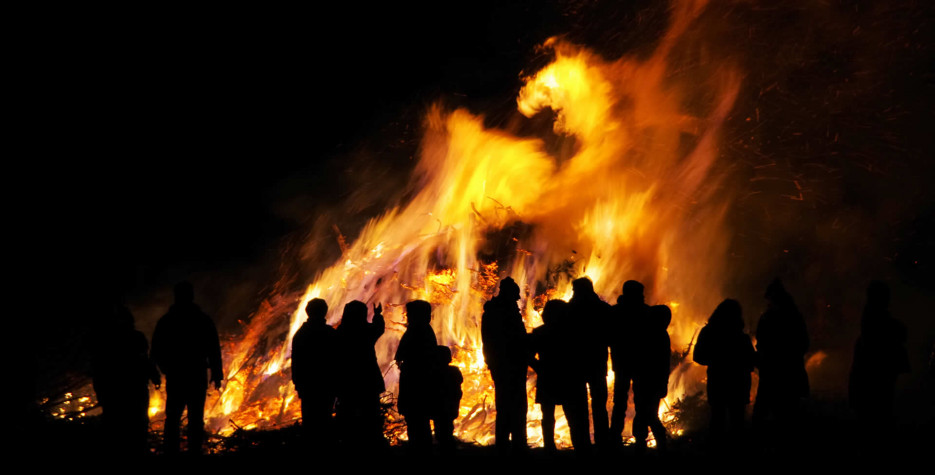 Walpurgis Night in Sweden in 2020