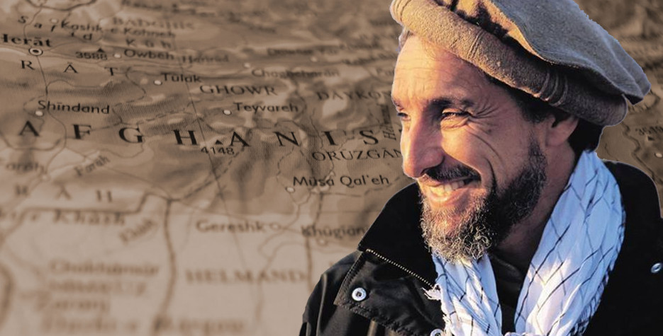 Massoud Day in Afghanistan in 2021