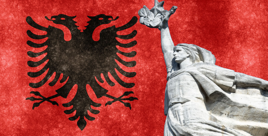 Liberation Day in Albania in 2020