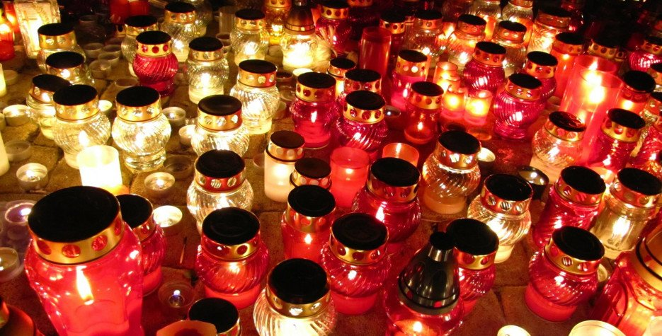 Day of Remembrance of the Dead in Slovenia in 2020