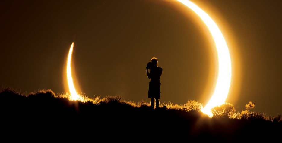Solar Eclipse in Odisha in 2020