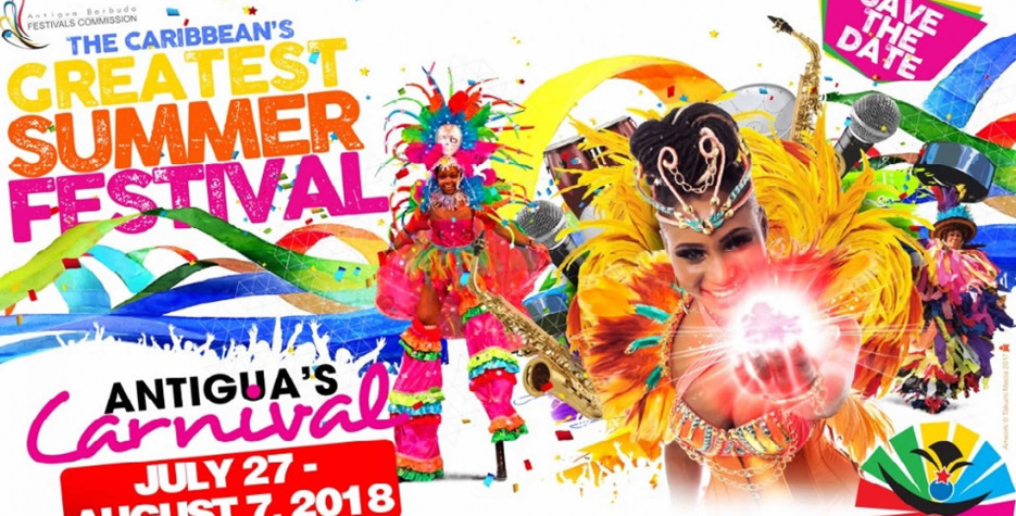 Carnival Monday in Antigua and Barbuda in 2021