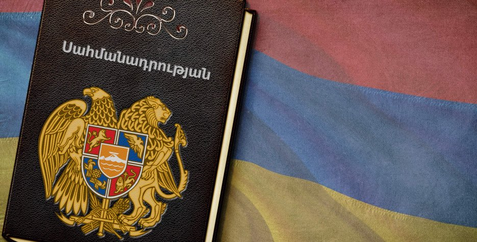 Constitution Day in Armenia in 2020