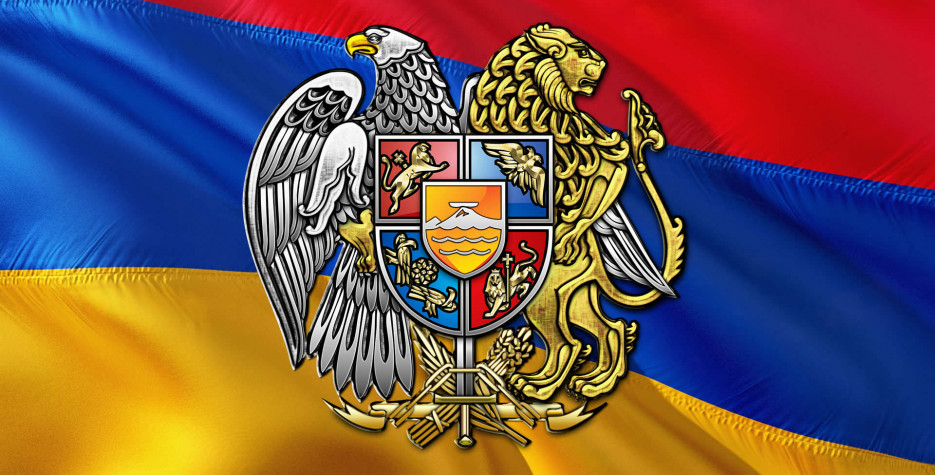 Day of the First Republic in Armenia in 2020