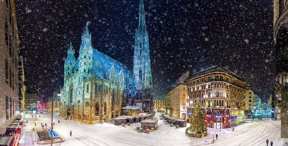 Christmas Day in Austria in 2020
