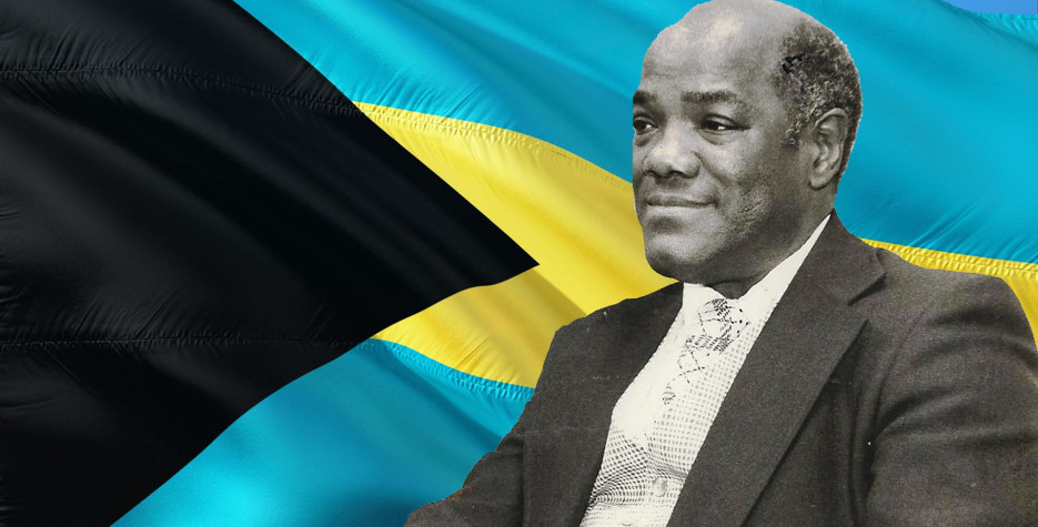 Randol Fawkes Labour Day in Bahamas in 2020