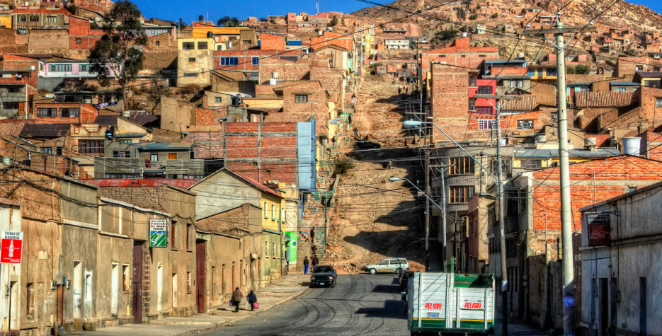 Public Holiday in Oruro in 2020