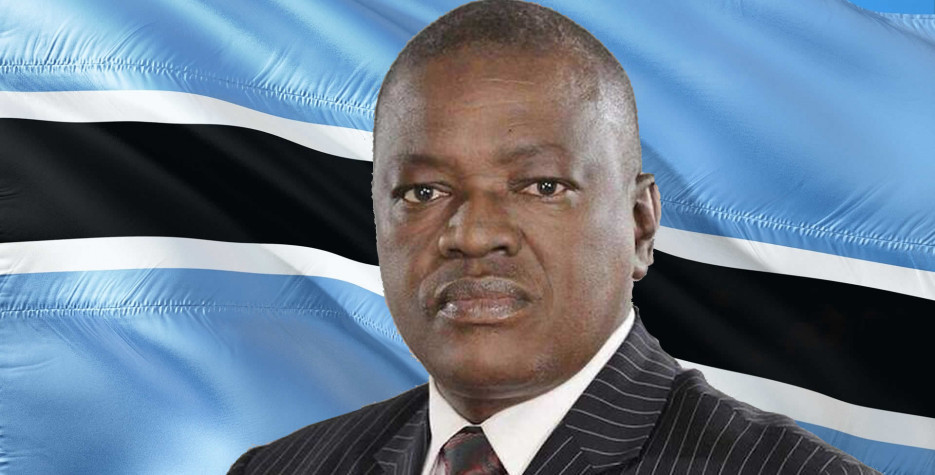 President's Day in Botswana in 2020