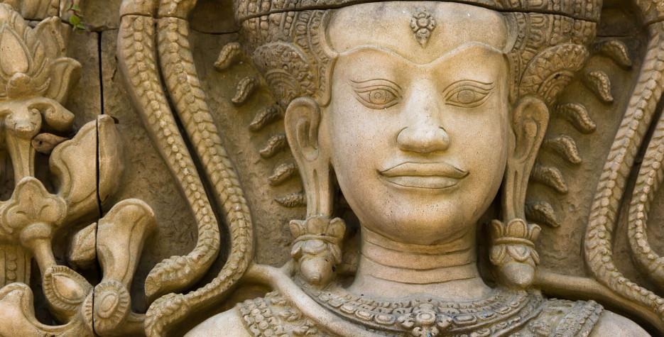 Visak Bochea Day in Cambodia in 2021